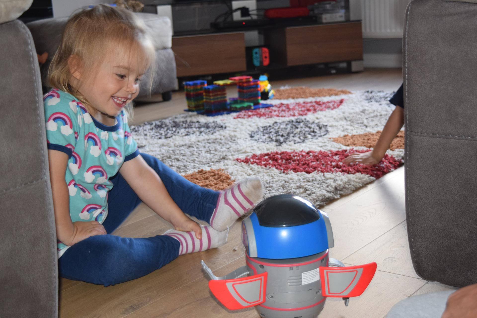 PJ Masks Lights and Sounds robot