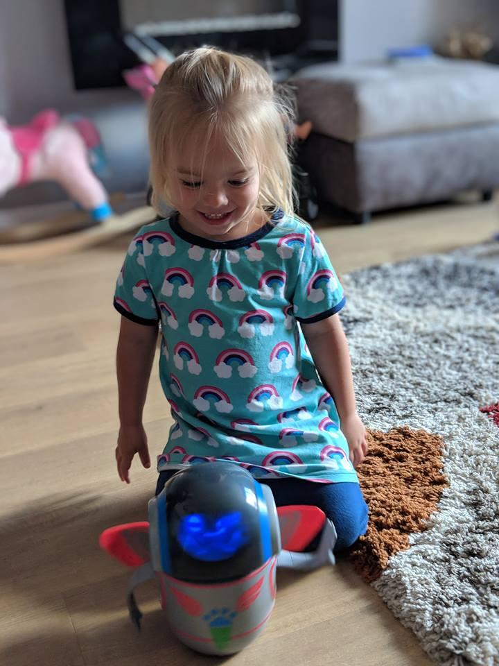 PJ Masks Lights and Sounds robot