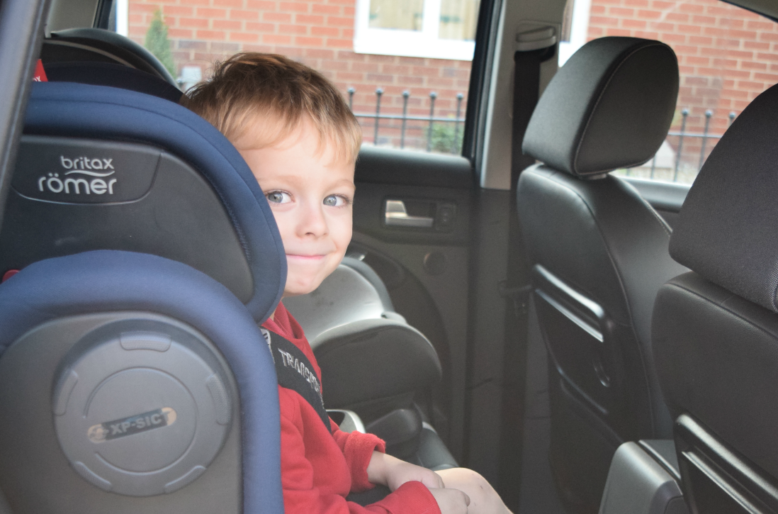 Review | Britax Kidfix III M car seat