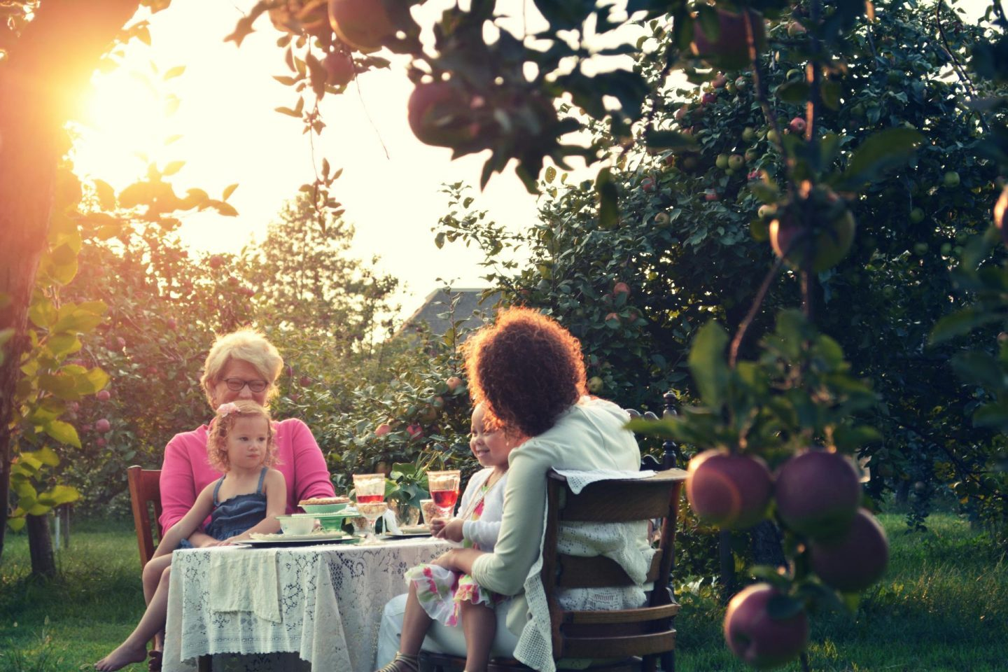 Modifying your home for older family members