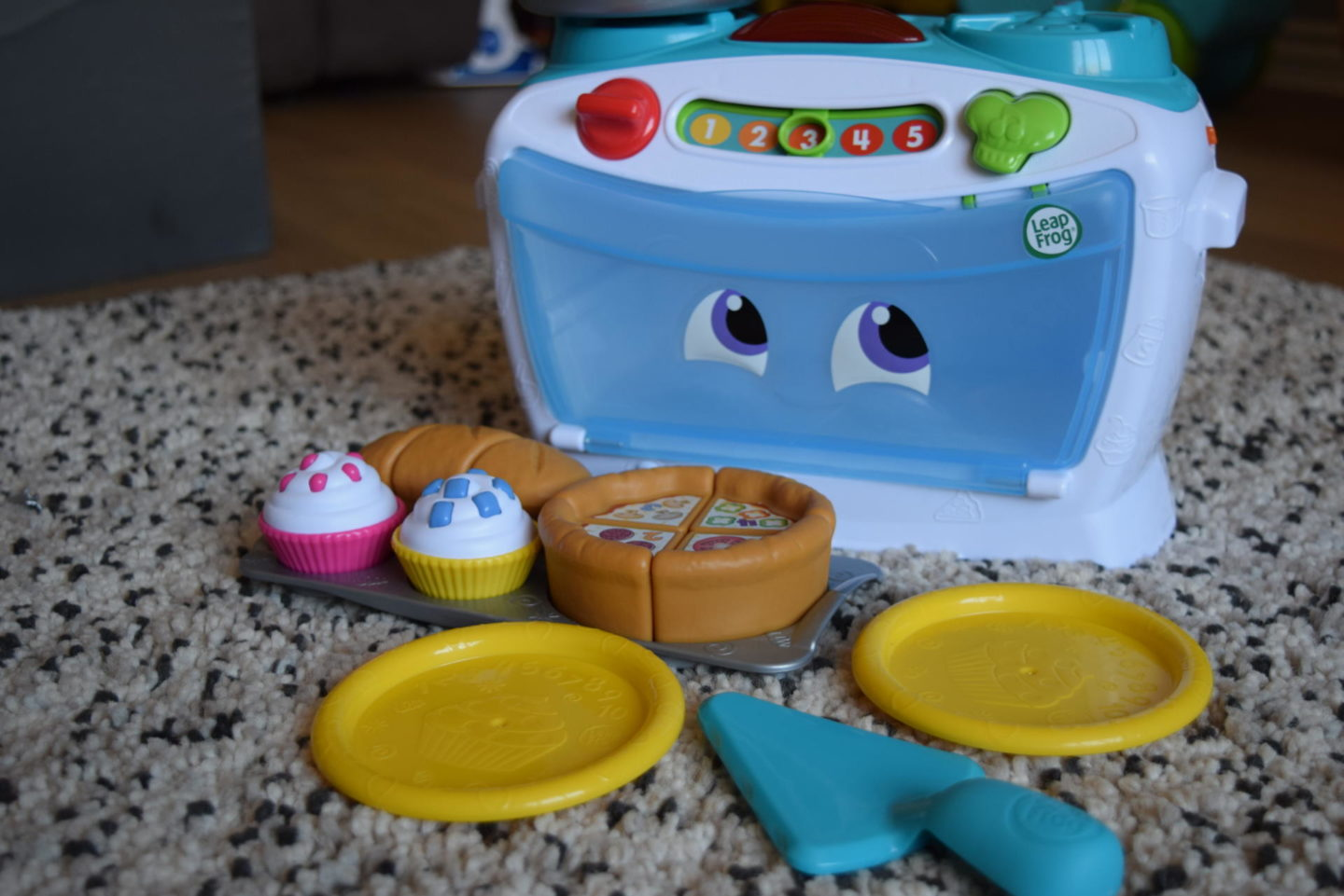 Review | LeapFrog Number Loving Oven