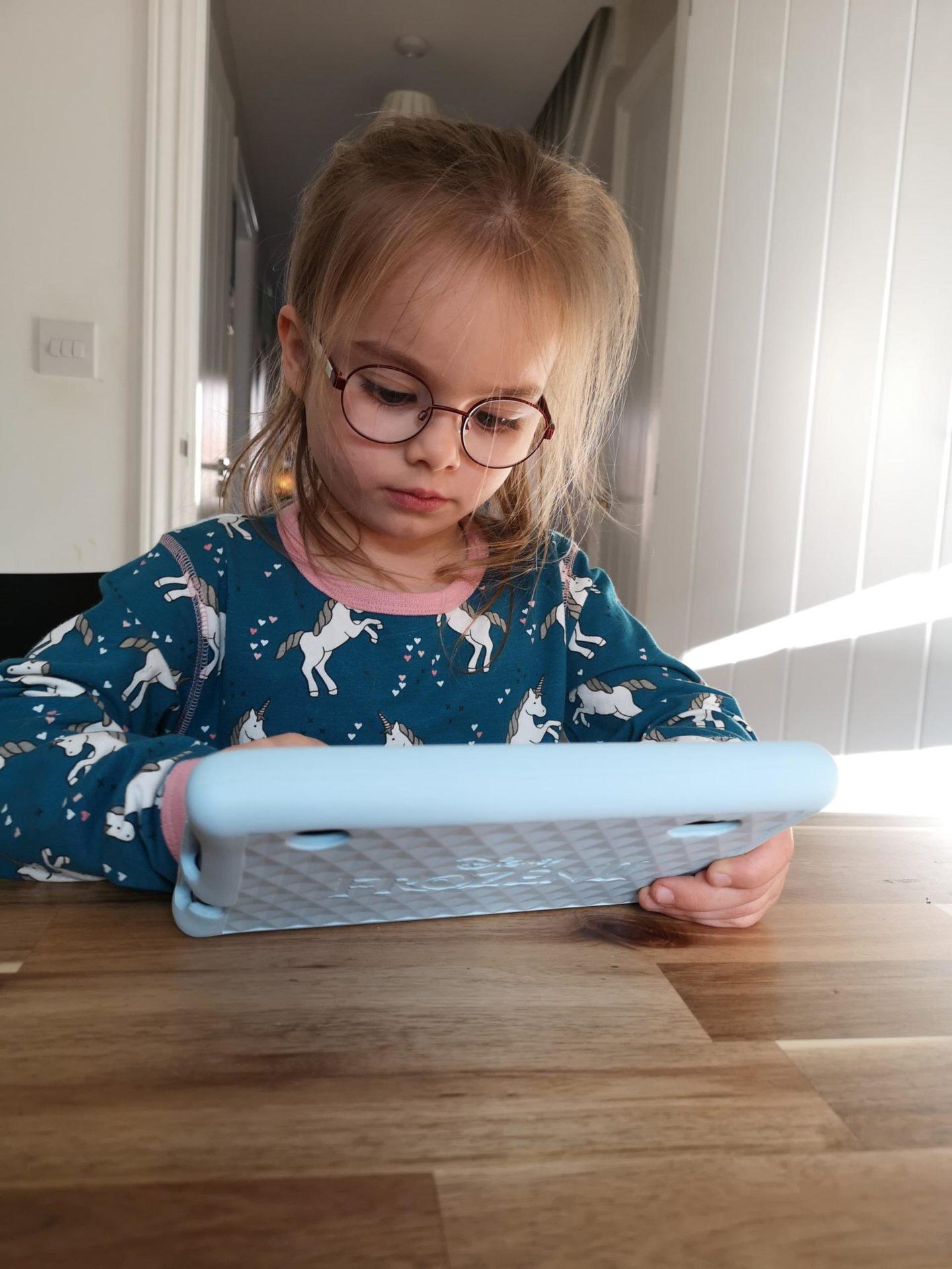 Review | Pebble Gear kids tablet
