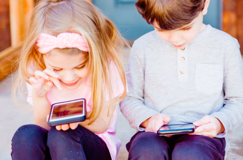 How mobile apps can help your child's development