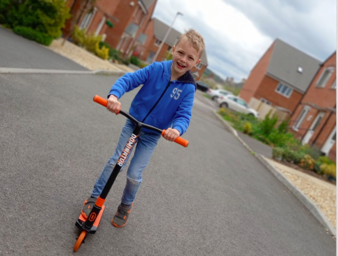 Review | Dominator Trooper scooter from Skates.co.uk