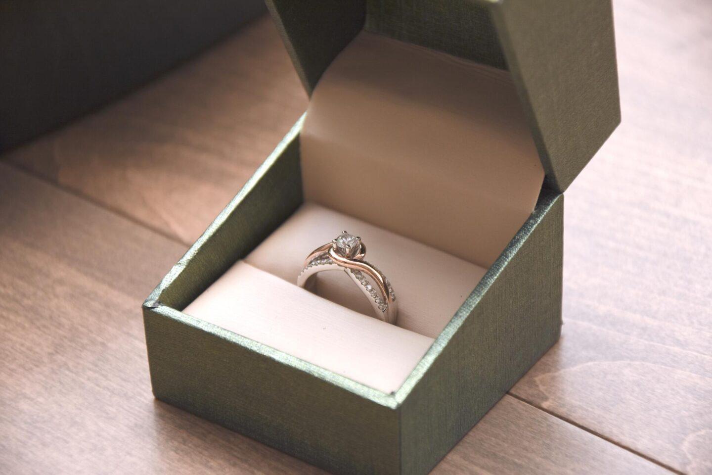 Alternatives to diamond engagement rings