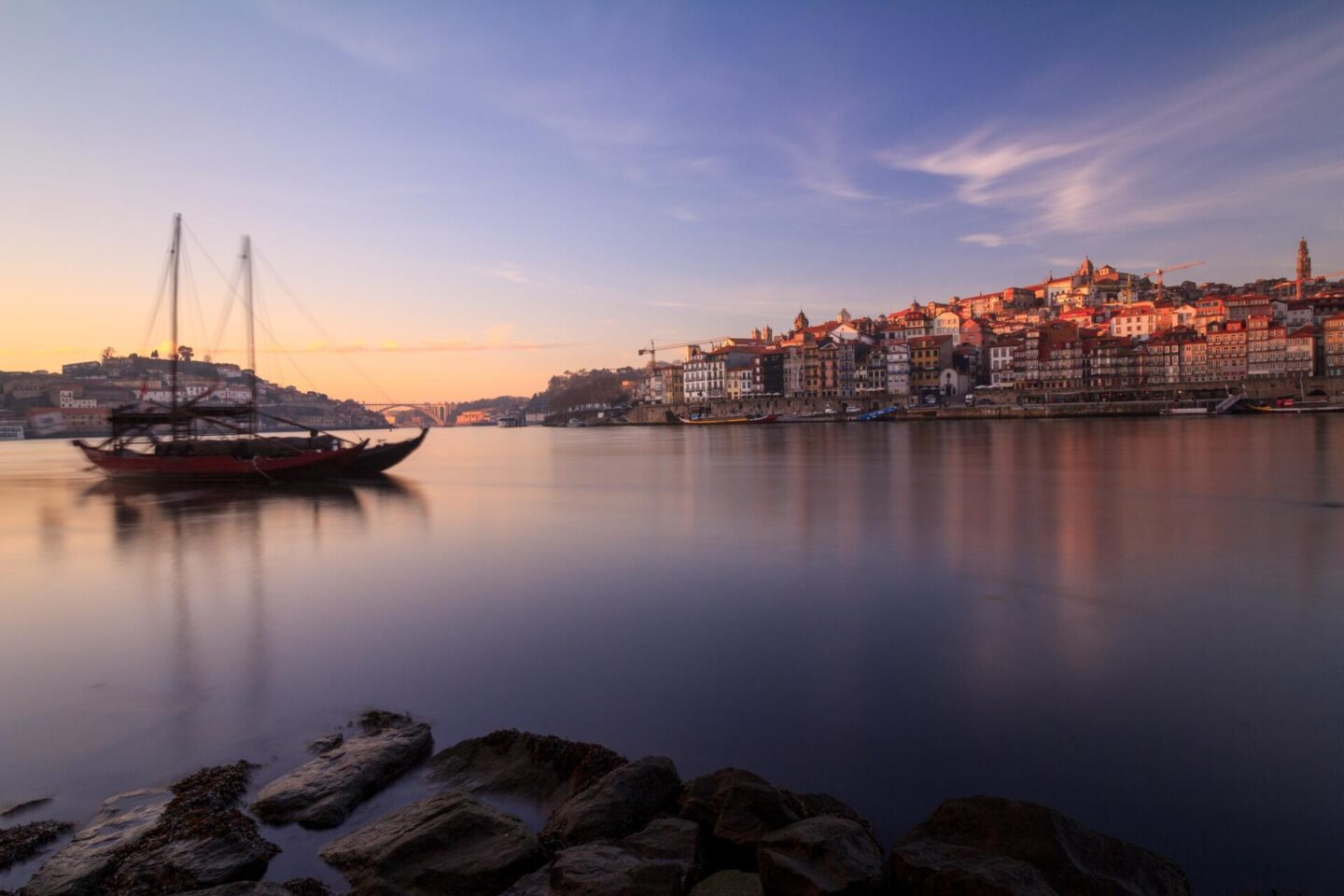 Why is Portugal such a popular destination for British ex-pats?